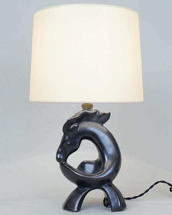L 335 – Zoomorphe   Haut : 41 cm / 16.1in.