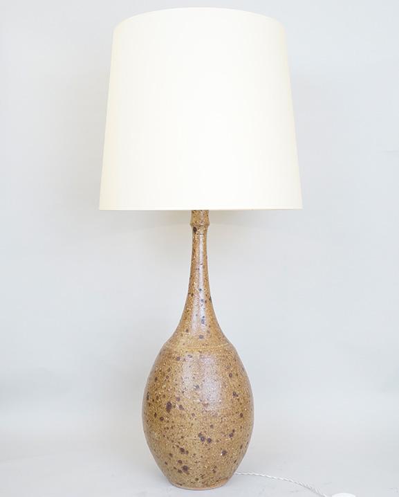 L 361 –  Lampe Pierlot  Haut : 112 cm / 52 in.