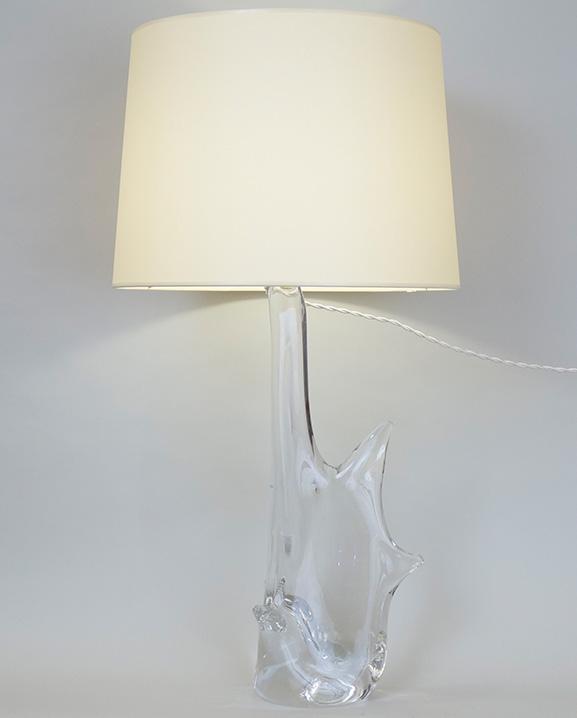 L 411 – Lampe Schneider  Haut : 70 cm / 27.6 in.