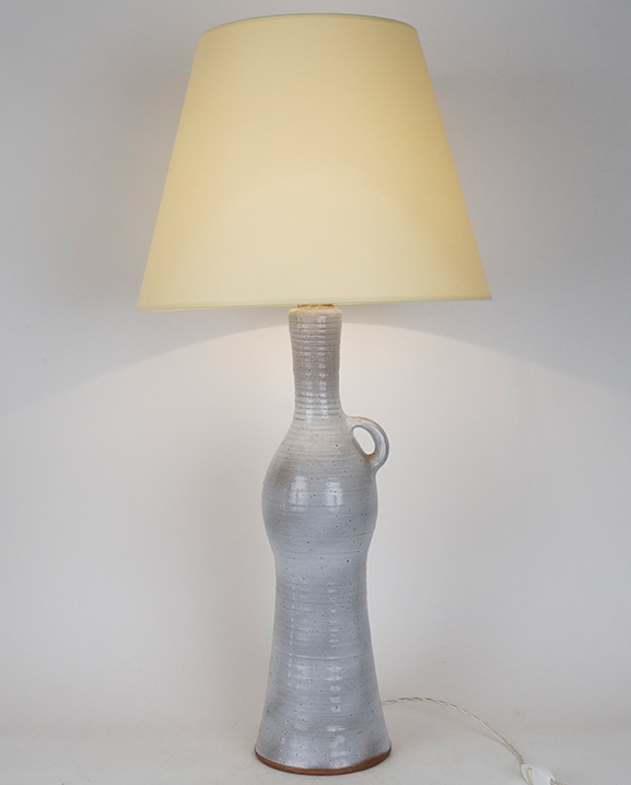 L 435 – Lampe Pierlot   Haut : 82 cm / 32.3 in.