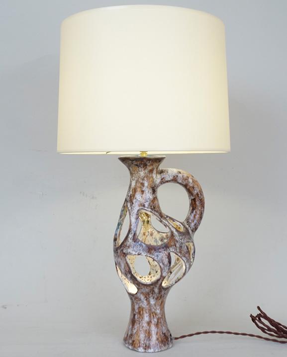 L 443 – Lampe aiguière  Haut : 60 cm / 23.6 in.