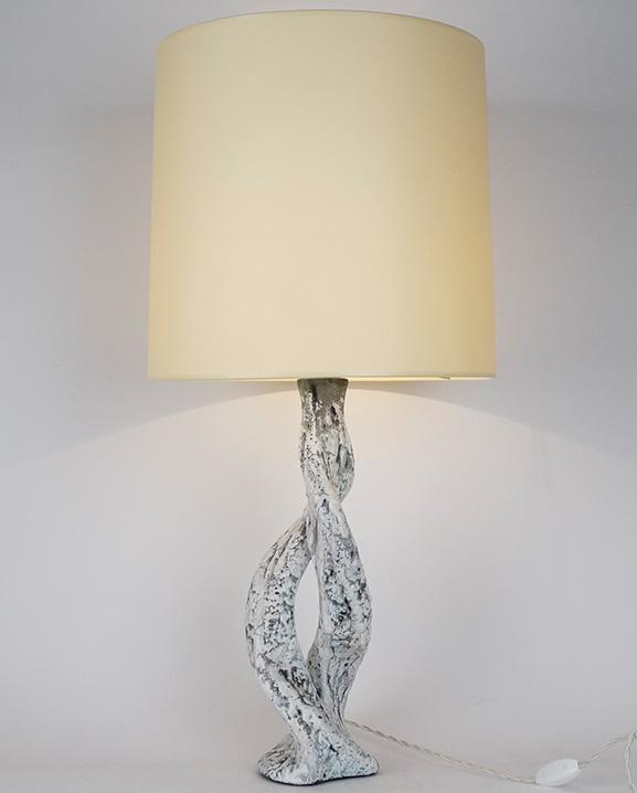 L 446 – Lampe Giraud  Haut : 75 cm / 29.5 in.