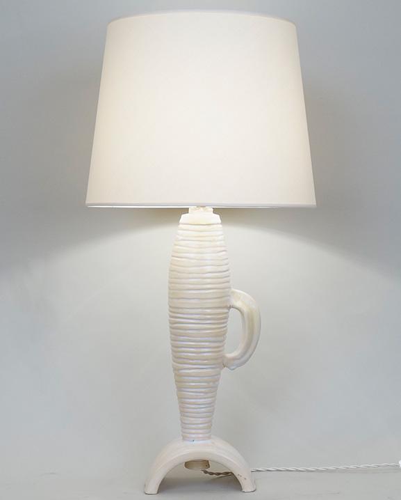 L 486 – Lampe M Jolain  Haut : 64 cm / 25.2 in.