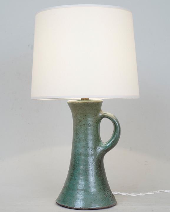L 512 – Lampe Pierlot  Haut : 32 cm / 12.6 in.