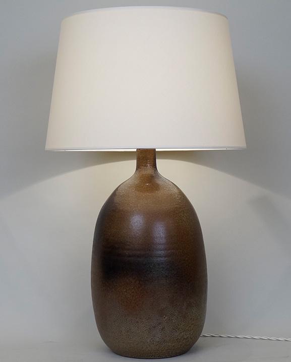 L 518 – Lampe Anduze   Haut : 58 cm / 22.8 in.