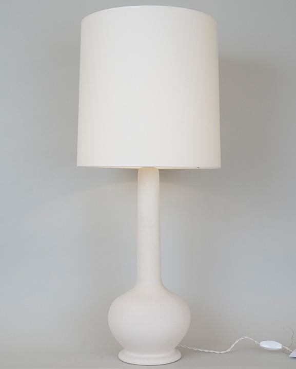 L 525 – Lampe Desvres  Haut : 84 cm / 33.1 in