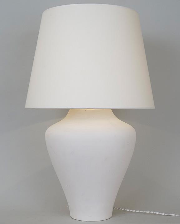 L 528 – Lampe Desvres  Haut : 61 cm / 20 in