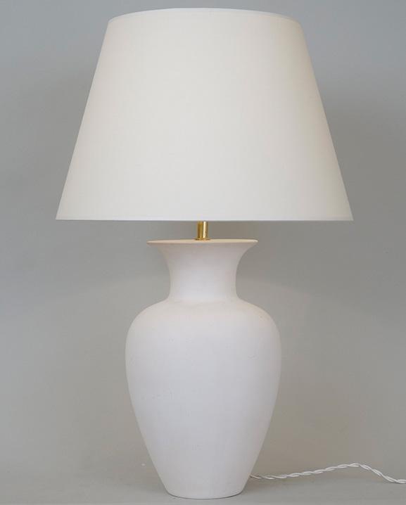 L 532 – Lampe Desvres  Haut : 55 cm / 21.7 in