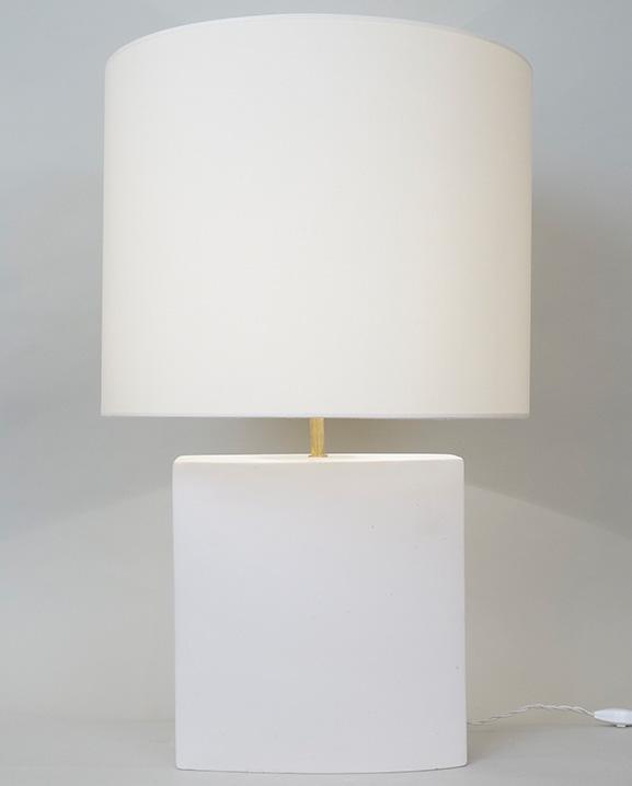 L 537 – Lampe Desvres  Haut : 64 cm / 25.2 in
