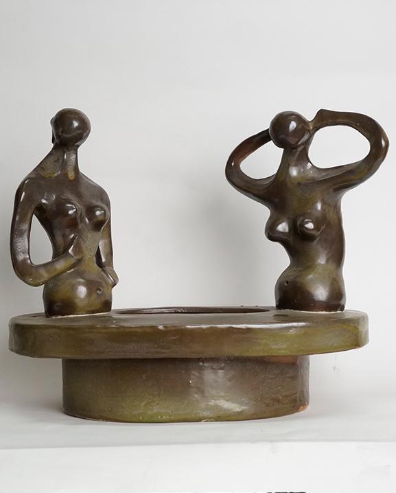 Ob 300 – Céramique  Haut : 42 cm / 16.5 in.