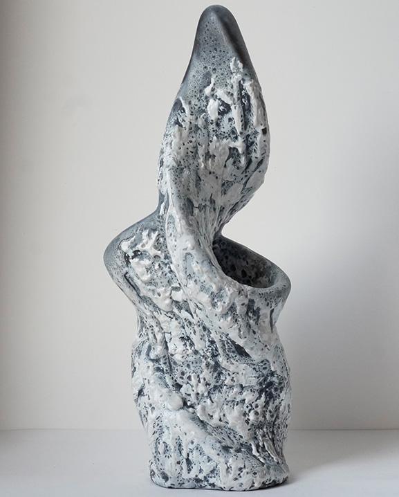 Ob 312 – Vase Giraud  Haut : 39 cm / 15.4 in.