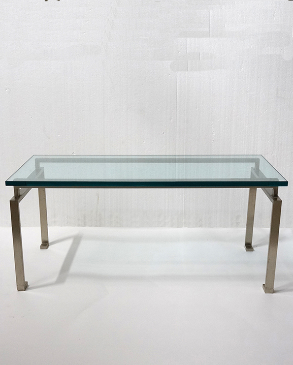 Tb 24 – Table basse   Long : 99 cm / 39 in.