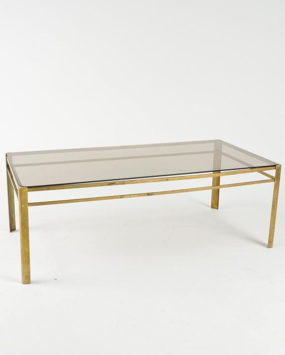 Tb 28 – Table Broncz  Long : 100 cm / 39.4 in.