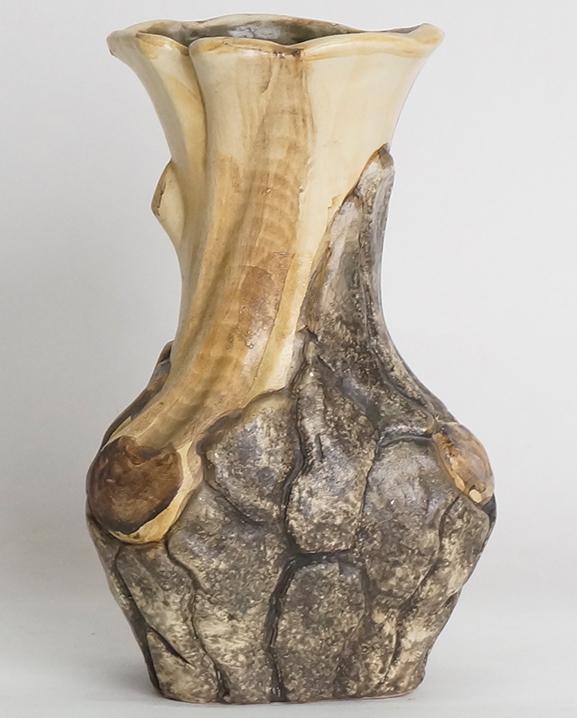 Ob 341 – Vase Cérart   Haut : 17 cm / 6.7 in.