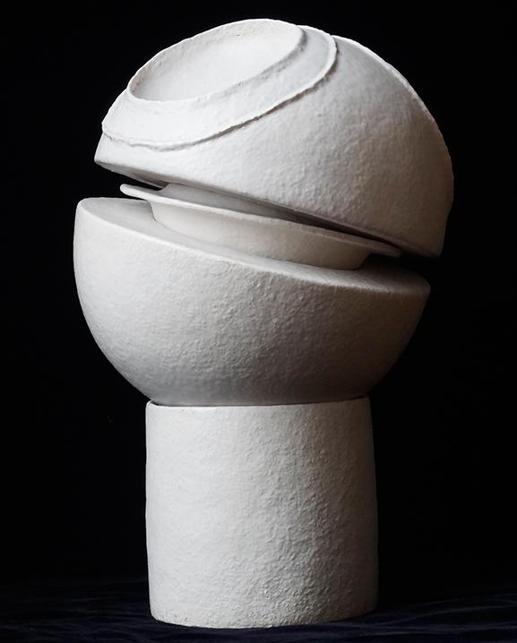 Ob 356 – Sculpture  Haut : 32 cm / 12.6 in.