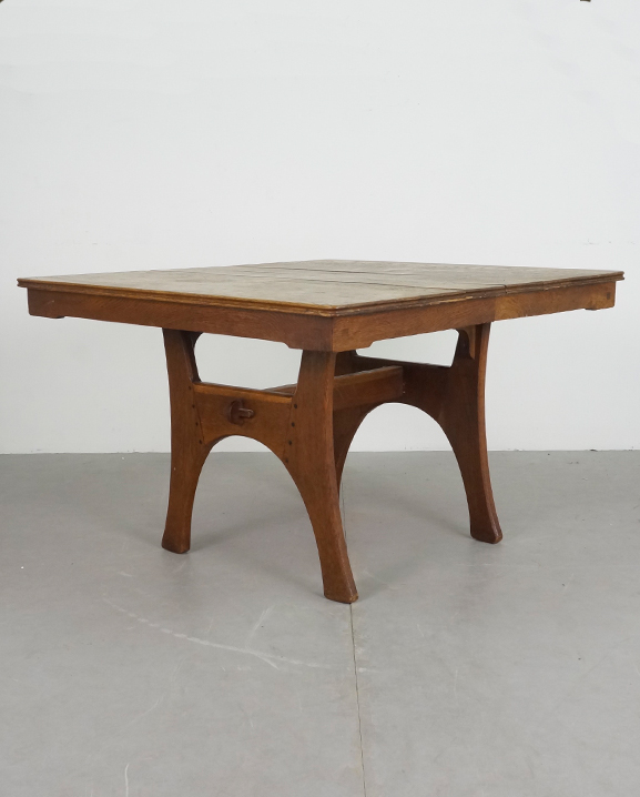 S142b – Table L Jallot  Long : 114 cm / 44.8  in .
